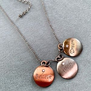 🎁FREE with $10 Purchase Inspirational Necklace